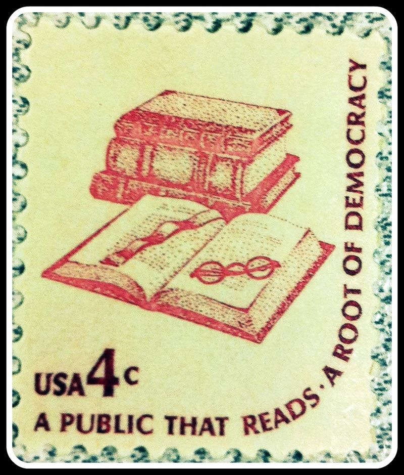 Read stamp