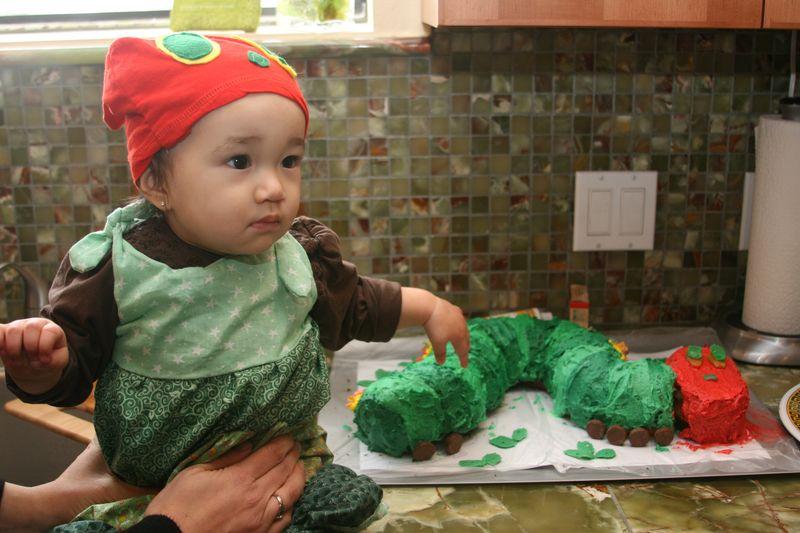 Maribel's First Birthday 054