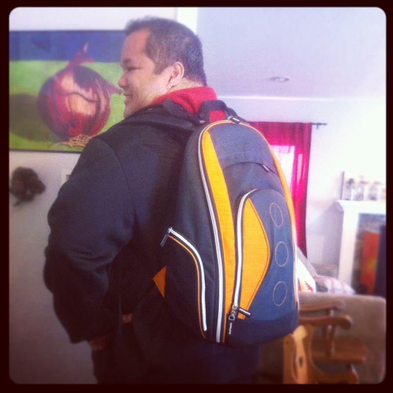 Big boy backpack