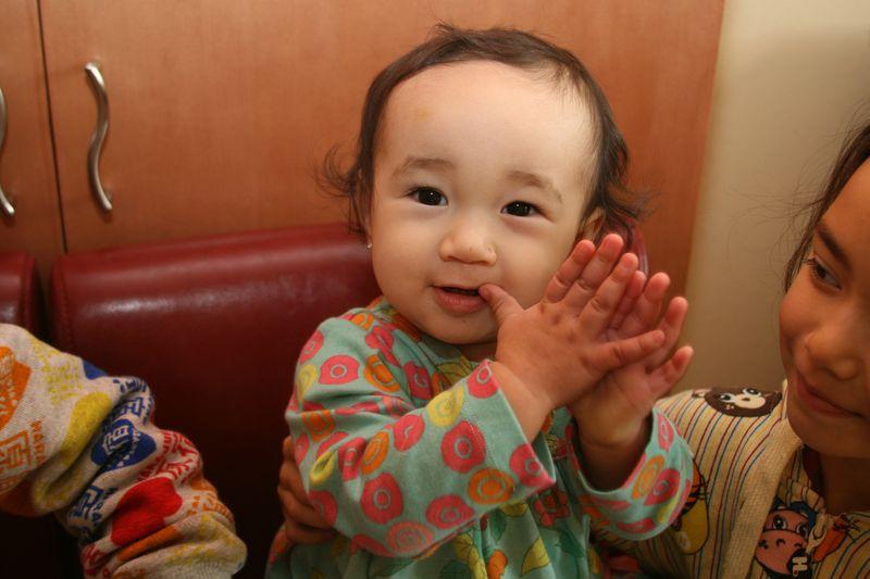 Maribel's First Birthday 014